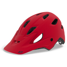 Giro Cartelle MIPS Helm Damen matte dark red/split